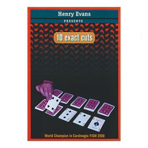 10 Exact Cuts par Henry EVANS