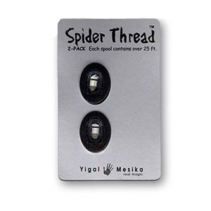 2 Spider Thread – 2 Recharges de Yigal Mesika