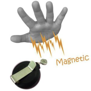 Barillet rétracteur avec aimant – Magnetic Reel