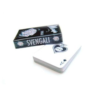 Cartes Svengali nouvelle version