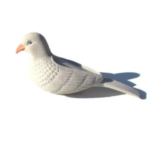 Colombe en caoutchouc – Rubber Latex Dove