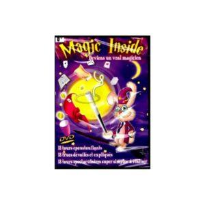 DVD 18 tours de magie Pierre Barclay
