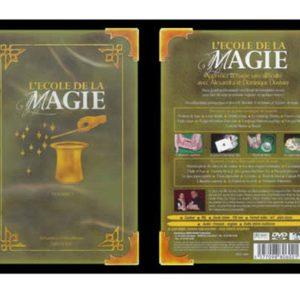 DVD Ecole de la Magie Vol.2 de D. Duvivier
