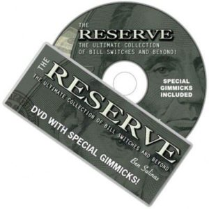 DVD The RESERVE (+ gimmick)