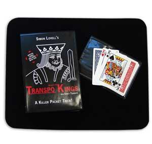 DVD Transpo Kings + Cartes spéciales