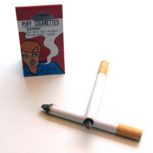 Fausses Cigarettes Fumantes