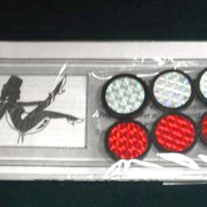 FIRE AND ICE Color Changing Poker Chips