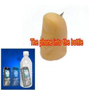 FP avec petite lame «mobile dans bouteille»