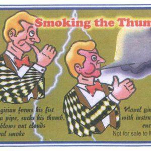 Fumer son Pouce – No Smoking