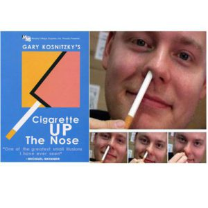 Incroyable Disparition d'une Cigarette dans le nez