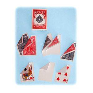 Jeu Bicycle Assortiment de 52 cartes truquées