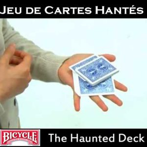 Jeu de Cartes Hanté en Bicycle