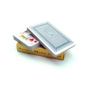 Jeu de cartes marquées Secret Mark