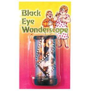 Kaléidoscope – oeil au beurre noir