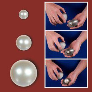 L'Huitre magique et la Perle qui grandit