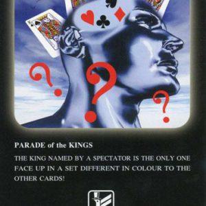 Parade des Rois – Prédiction avec cartes