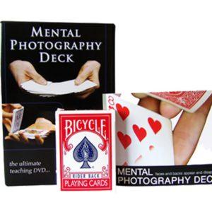 Le Jeu Nudiste  & DVD Mental Photography