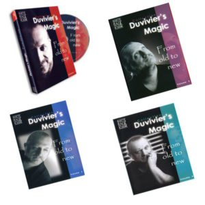 """Lot """"From Old To New"""" de D. Duvivier 1, 2, 3, & 4"""