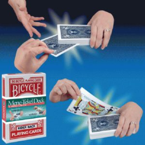 Mene-Tekel Deck en BIG Bicycle