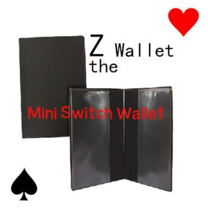 Portefeuille Z – Mini Switch Wallet