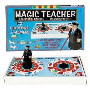 Professeur Magique MAGIC TEACHER
