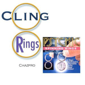 Psychic Spinning Rings – Cling Ring