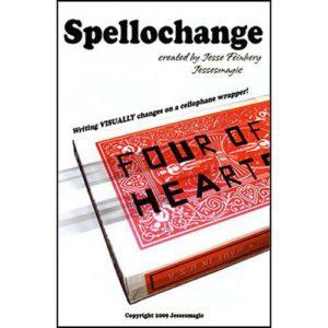 SPELLOCHANGE – l'écriture cryptée se transforme