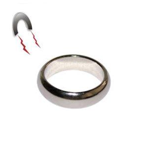 Super Silver PK Ring G2 – Bague aimantée G2
