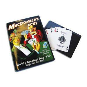 4 As plus DVD MacDonald Aces