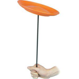 Assiette Tournante pour les petits jongleurs