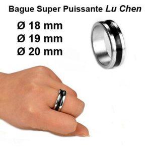 Bague Magnétique Super Puissante Lu Chen