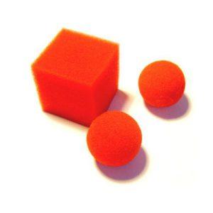 Balles Eponge