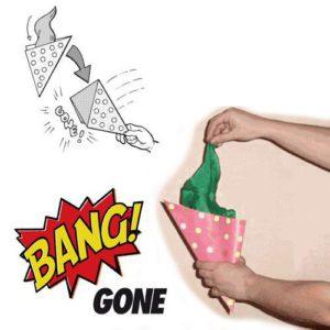 Bang Gone le Foulard a disparu