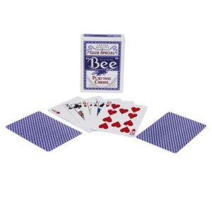 Cartes Bee Bleu Club Special