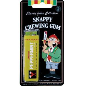Chewing Gum Pince Doigt