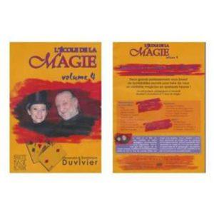 DVD Ecole de la Magie Vol.4 de D. Duvivier