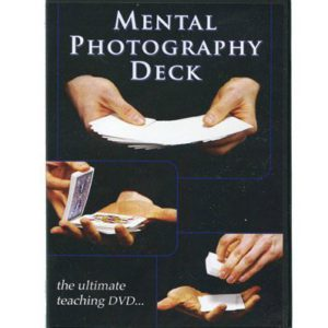 DVD Mental Photography – Blank Cards