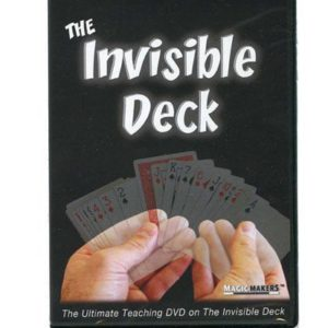 DVD The Invisible Deck – Brainwave