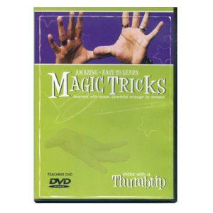 DVD ThumbTip Tricks Tours avec un Faux Pouce