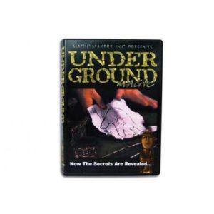 DVD Underground Magic