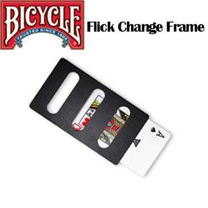 Flick Change Frame