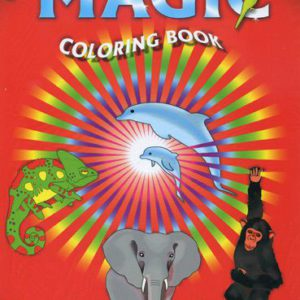 Grand livre magique de coloriage