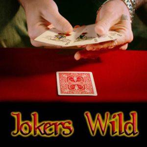 Jokers Wild – Transformation visuel de cartes