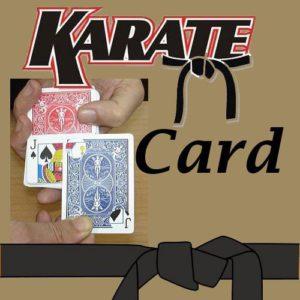 KARATE CARD – La carte karaté
