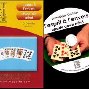 L'Esprit à l'envers – D. Duvivier avec DVD