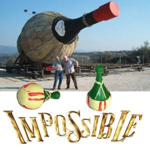 La Bouteille de Chianti Impossible