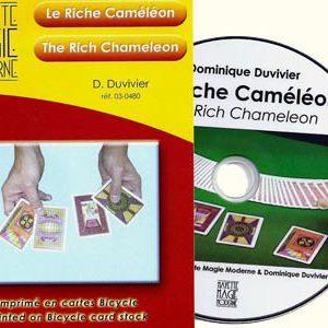 Le Riche Caméléon Cartes et DVD