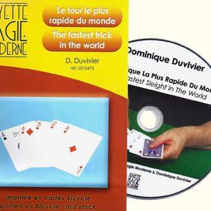 Le Tour le Plus rapide du Monde avec DVD