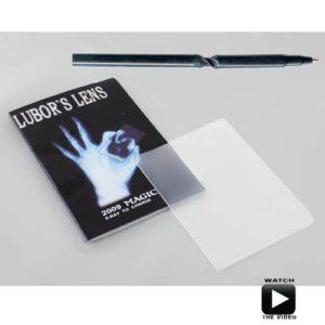 Lubors Lens – Gimmick plus Stylo