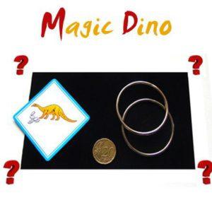 Dino Le Dinosaure mangeur de pièces
